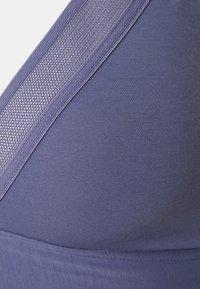Sloggi - EVER FRESH - Triangel BH - porcelain blue - 2