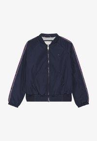 Tommy Hilfiger - ESSENTIAL TAPE JACKET - Light jacket - blue - 3