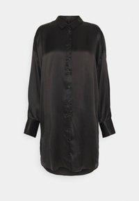 10DAYS - TUNIC DRESS - Day dress - black - 4