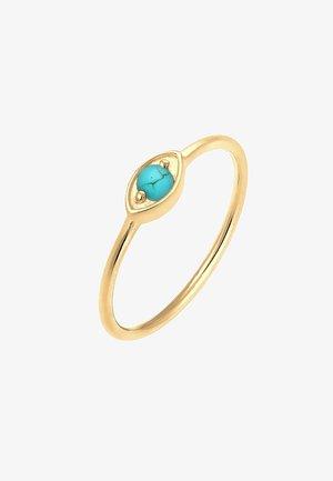 EVIL EYE TALISMAN - Ring - gold-coloured