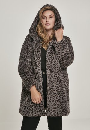 LADIES LEO COAT - Winter coat - grey