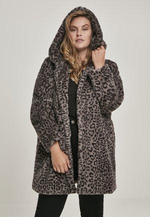 LADIES LEO COAT - Veste d'hiver - grey