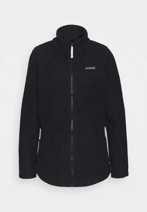 NORTHERN REACH - Fleece jacket - black