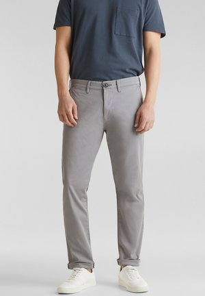 Tygbyxor - medium grey