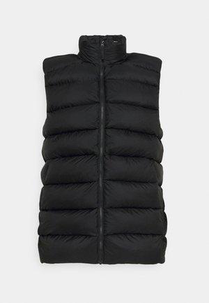 PIEDMONT VEST MEN'S - Waistcoat - black