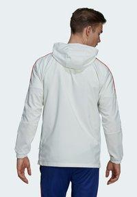 adidas Performance - Training jacket - white - 1