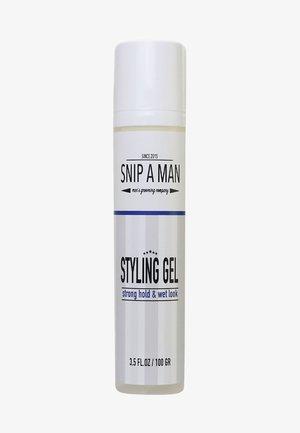 STYLING GEL - Hair styling - -