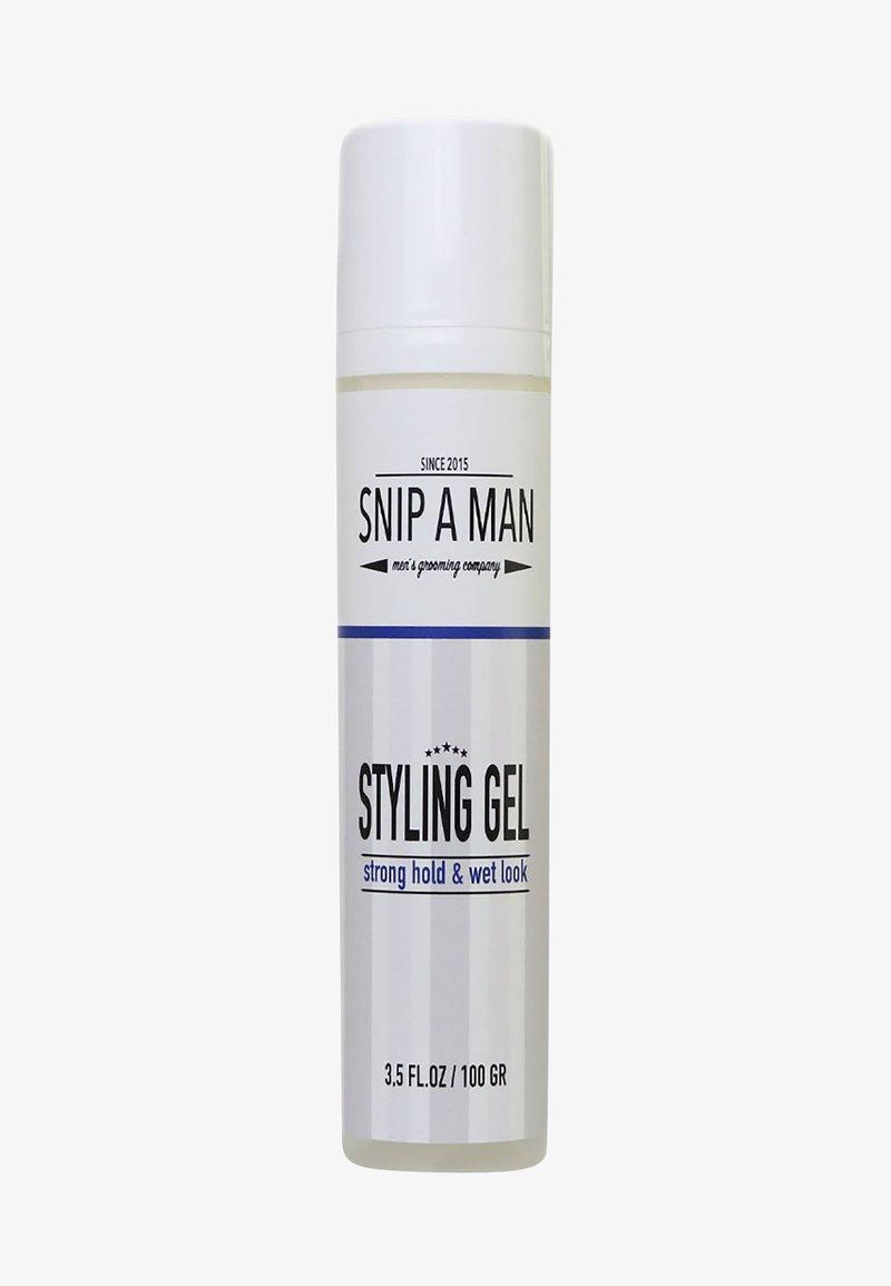 Snip a Man - STYLING GEL - Hair styling - -