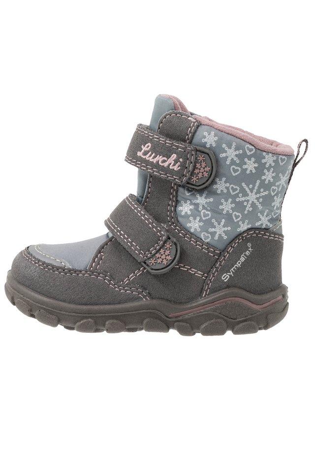 KIRI-SYMPATEX  - Winter boots - ash pink