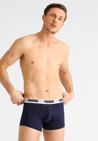 Puma - BASIC TRUNK 2 Pack - Pants - true blue - 2