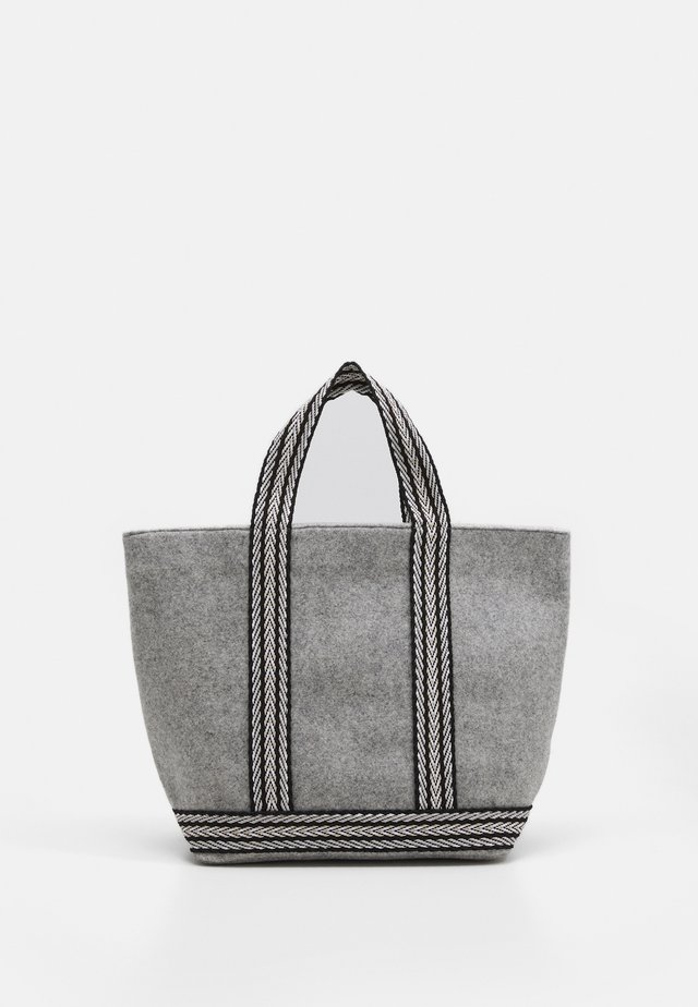 CABAS MOYEN - Tote bag - grey