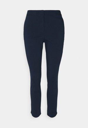 MILAN MODERN PANTS - Pantaloni - navy blue