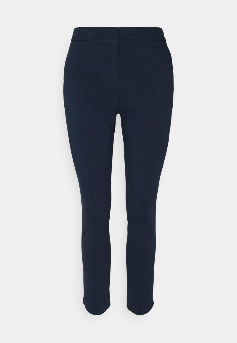 Steffen Schraut - MILAN MODERN PANTS - Trousers - navy blue