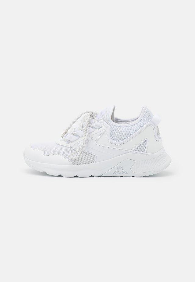 GASIRA - Sportovní boty - white/light grey