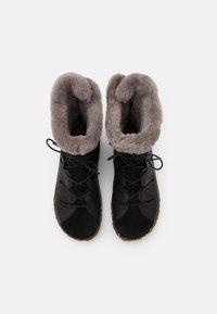 El Naturalista - NIDO - Winter boots - black - 5