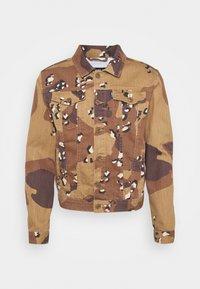 STAPLE PIGEON - UNISEX JACKET - Denim jacket - sand - 5
