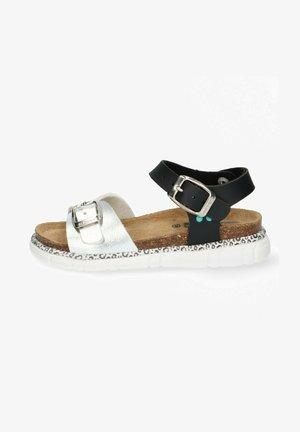 BO BEACH - Platform sandals - black