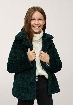 Winter jacket - dunkelgrün