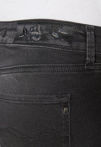 Replay - NEW LUZ  - Jeans Skinny Fit - dark grey - 6