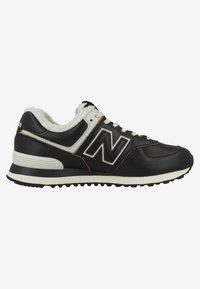 New Balance - ML574 - Matalavartiset tennarit - black - 4