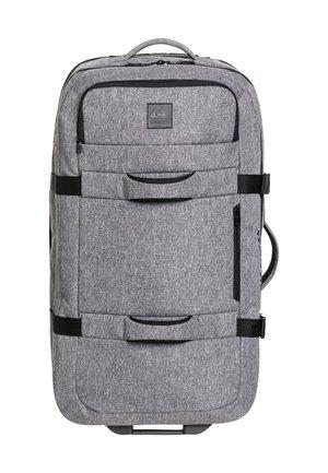 QUIKSILVER™ NEW REACH 100L - EXTRAGROSSER KOFFER MIT ROLLEN EQYBL - Wheeled suitcase - light grey heather