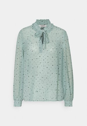 IDALIA BLOUSE  - Blůza - blue surf