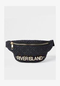 River Island - Bum bag - black - 0
