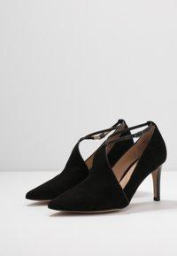 PERLATO - Classic heels - venus noir - 4