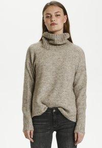 My Essential Wardrobe - Jumper - dune melange - 0
