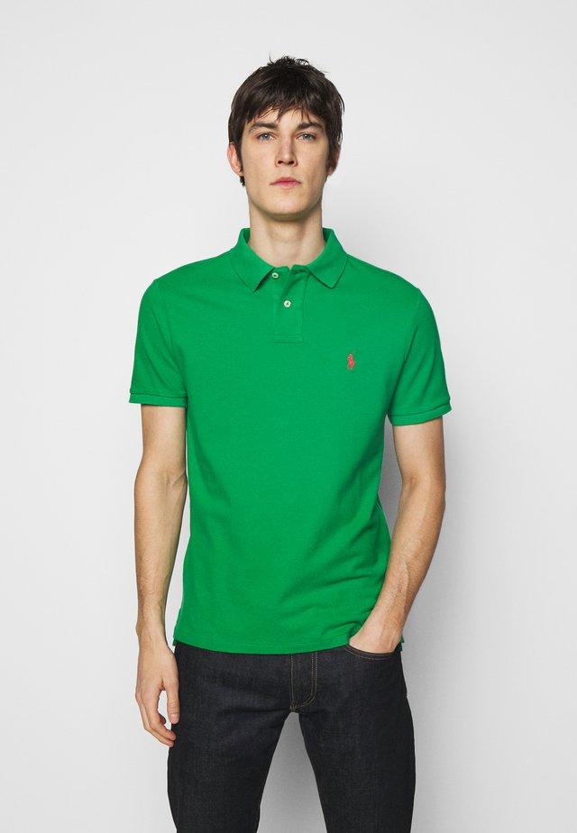 SHORT SLEEVE - Polo shirt - golf green