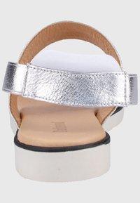 Darkwood - Sandals - silver - 3