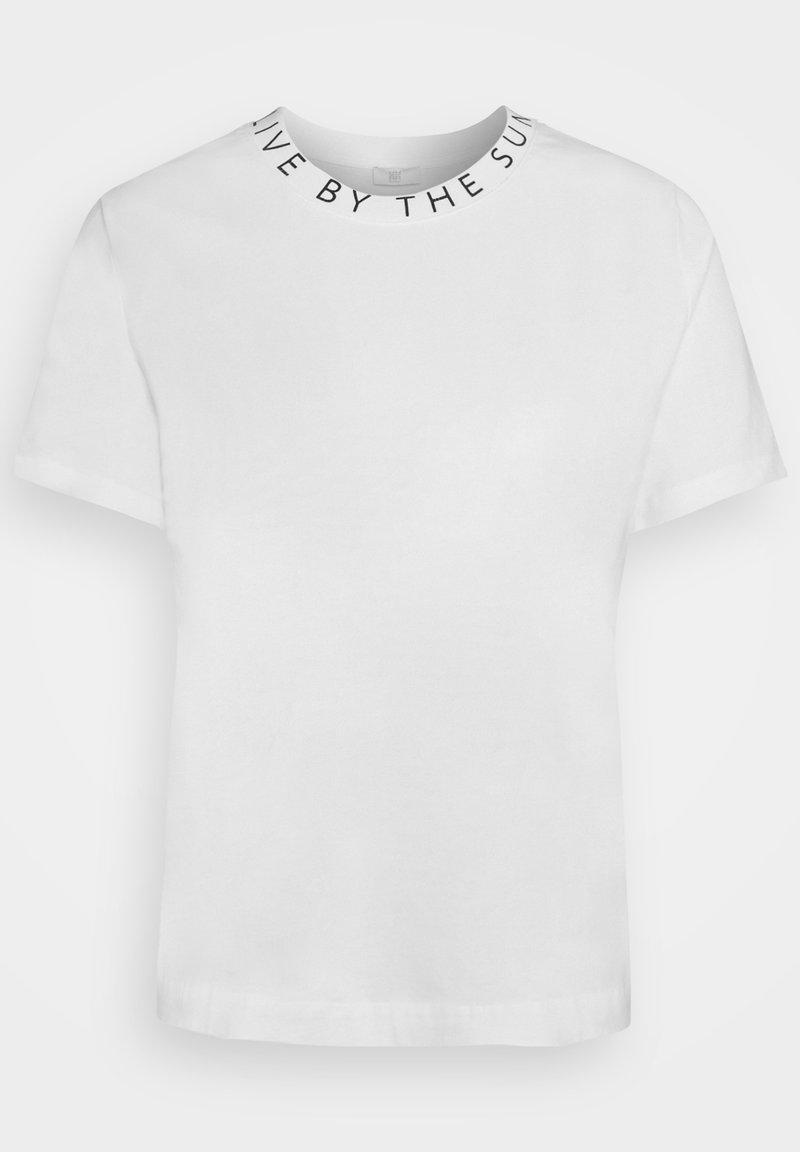 RIANI - Print T-shirt - white