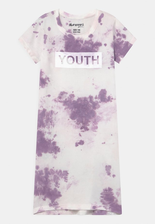 GIRLS YOUTH - Jersey dress - softlavendel