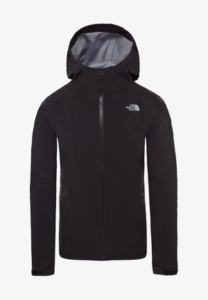 Soft shell jacket - tnf black