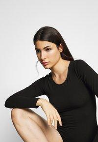 Anna Field - 2 PACK - Body - black/white - 6