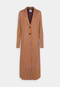 M Missoni - DUST COAT - Classic coat - pumpkin/giallo/blood/candy - 6