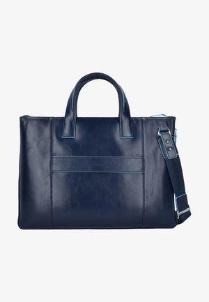 Briefcase - night blue