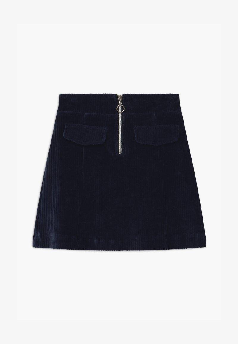 Lemon Beret - TEEN GIRLS - Áčková sukně - navy blazer