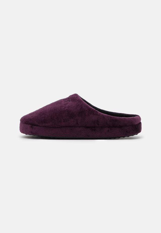BIRMINGHAM - Pantofole - berry purple