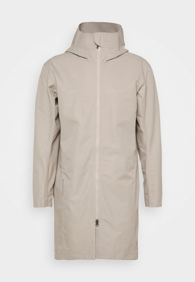 ONE PARKA - Outdoorjas - sandstorm