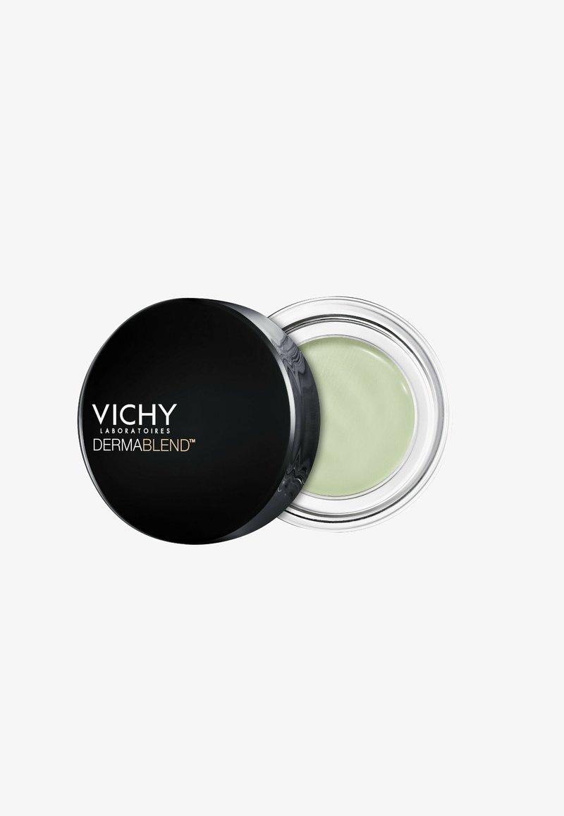 VICHY - VICHY OTHER MAKEUP VICHY DERMABLEND KORREKTURFARBE GRÜN 4,5 G - Powder - grün