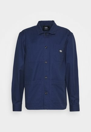 CAPROCK - Summer jacket - deep blue