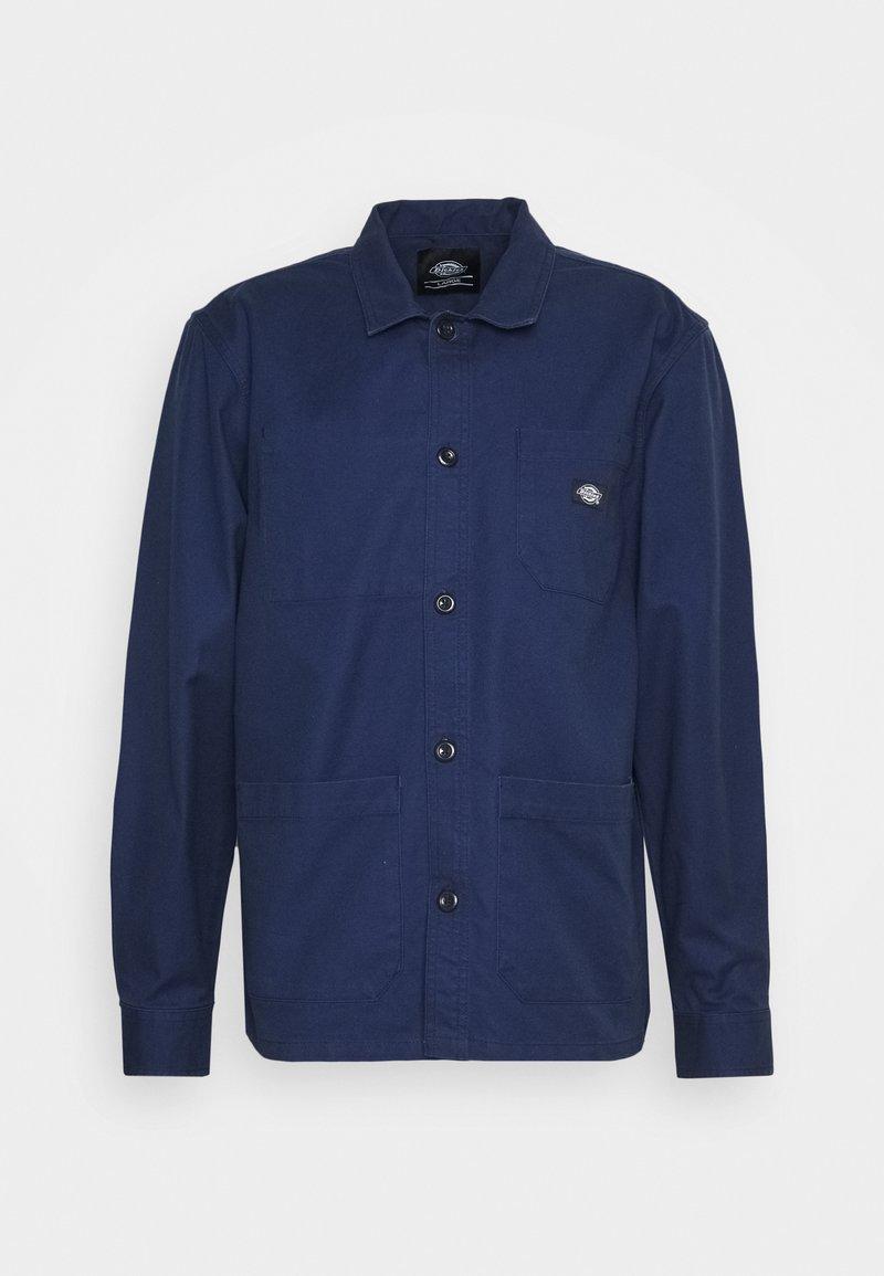 Dickies - CAPROCK - Summer jacket - deep blue