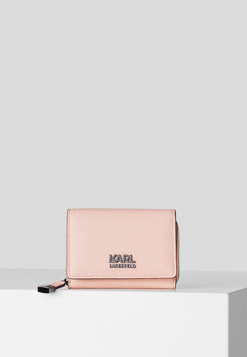 KARL LAGERFELD - Wallet - a508 pink pearl