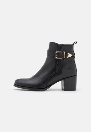 ADRIEL - Kotníkové boty - noir