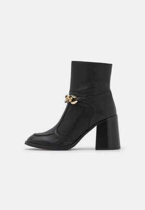 MAHE - Korte laarzen - black