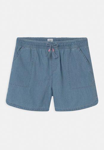 GIRL - Shorts - light-blue denim