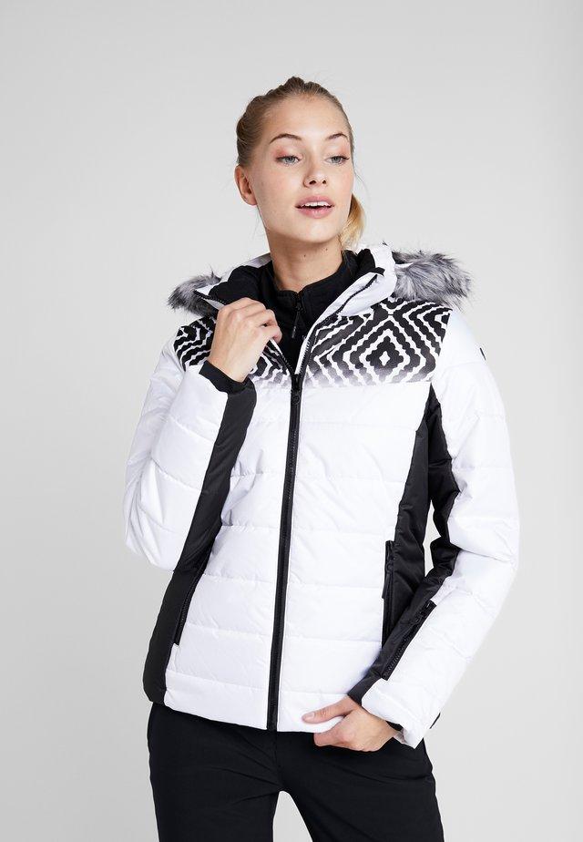 VIGEVANO - Ski jacket - optic white