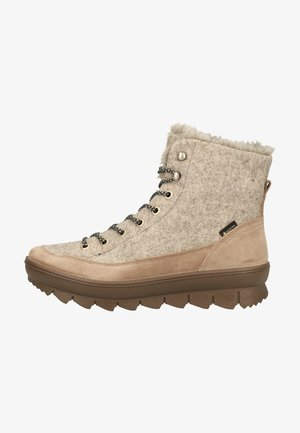 Winter boots - giotto (beige)