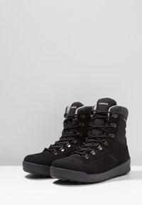 Lowa - KAZAN II GTX MID - Winter boots - schwarz - 2